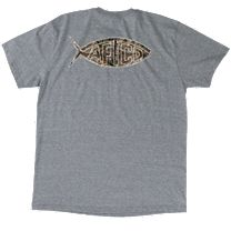 AFTCO Xtra Camo Logo T-Shirt