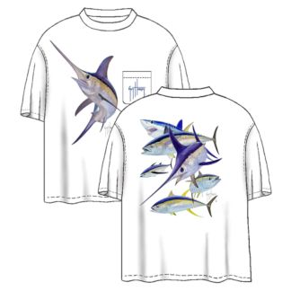 Guy Harvey Swordfish & Friends T-Shirt