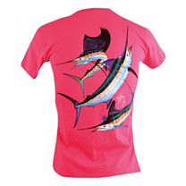 Guy Harvey Grand Slam Ladies T-Shirt