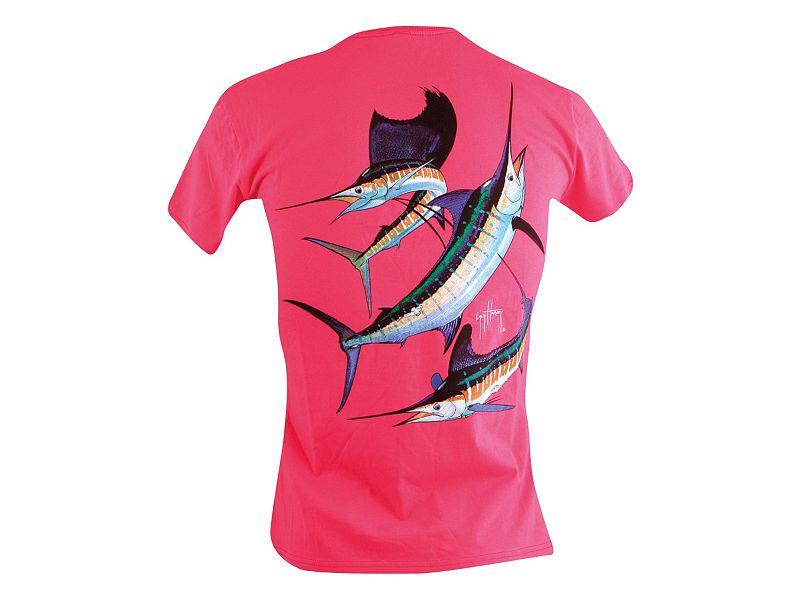 Guy Harvey Grand Slam Ladies T-Shirt