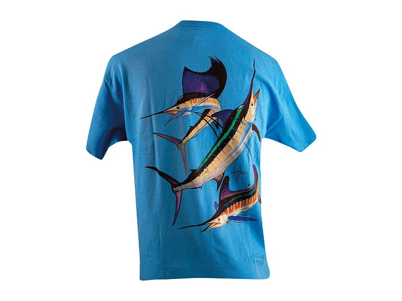 Guy Harvey Grand Slam T-Shirt
