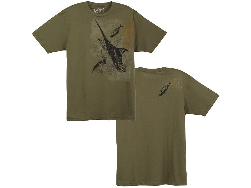 Guy Harvey Marlin GH T-Shirt