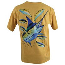 Guy Harvey Marlin Yellowfin Vintage T-Shirt