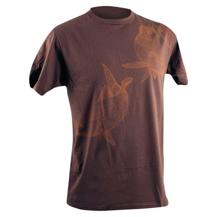 Guy Harvey Redfish Etching T-Shirt