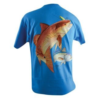 Guy Harvey Redfish Seatrout T-Shirt