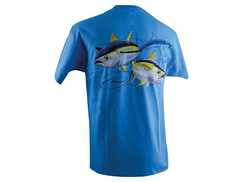 Guy Harvey Tuna Dash T-Shirt
