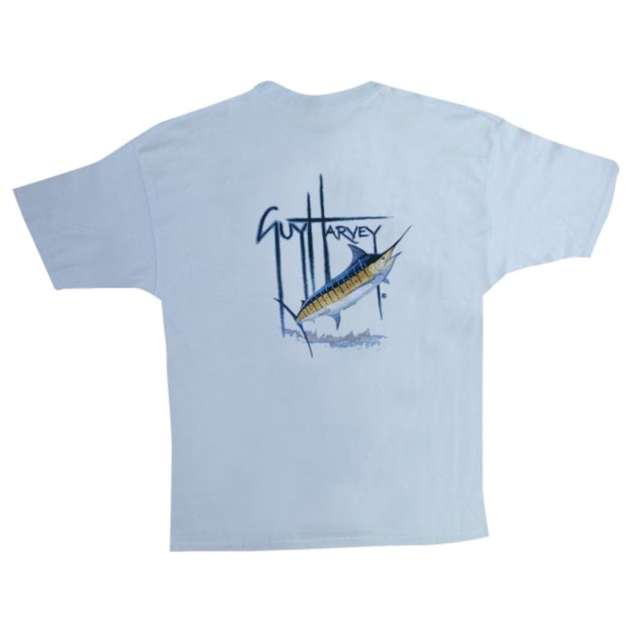 Guy Harvey Blue Ladies T-Shirt