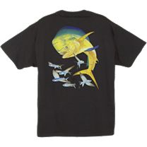 Guy Harvey Bull Dolphin T-Shirt