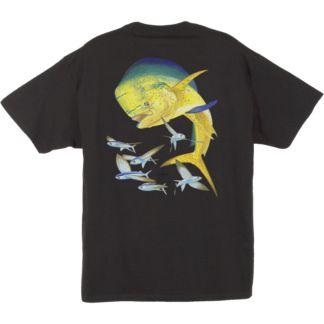 Guy Harvey Bull Dolphin T-Shirt