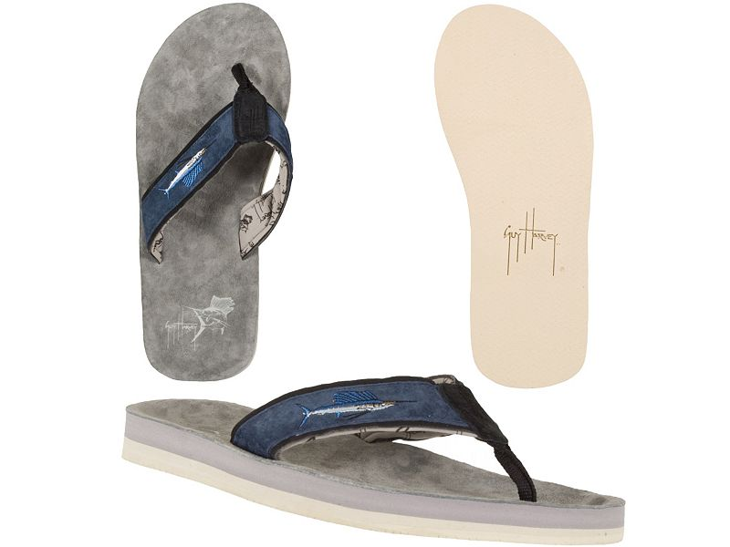 Guy Harvey Sailfish Sandal