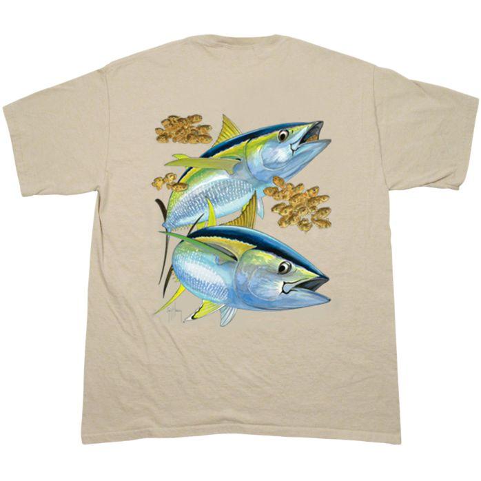 Guy Harvey Yellowfin Tuna T-Shirt