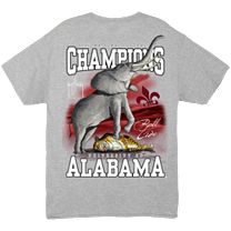 Guy Harvey University of Alabama Collegiate Championship T-Shirt