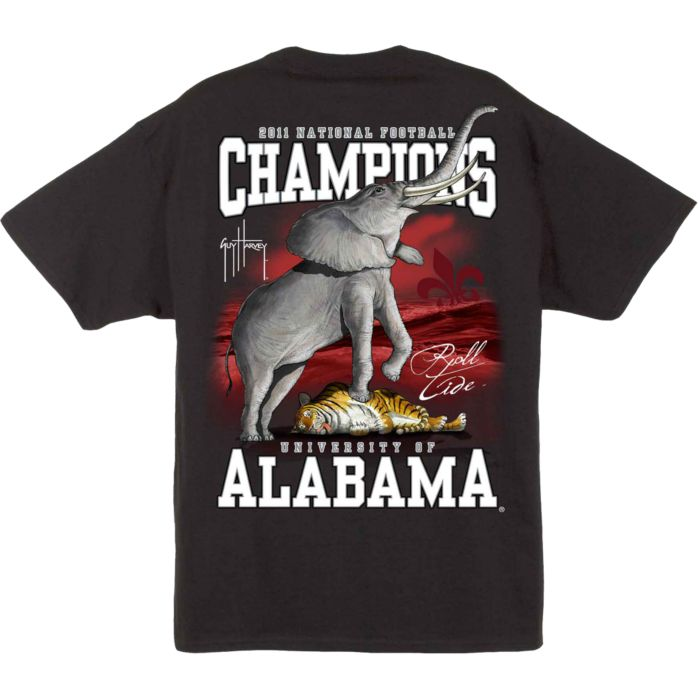 Guy Harvey University of Alabama Collegiate Championship T-S