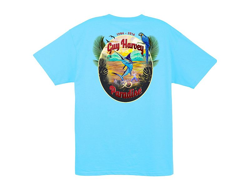 Guy Harvey Paradise T-Shirt
