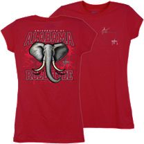 Guy Harvey University of Alabama Collegiate Junior T-Shirt