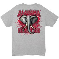 Guy Harvey University of Alabama Collegiate T-Shirt