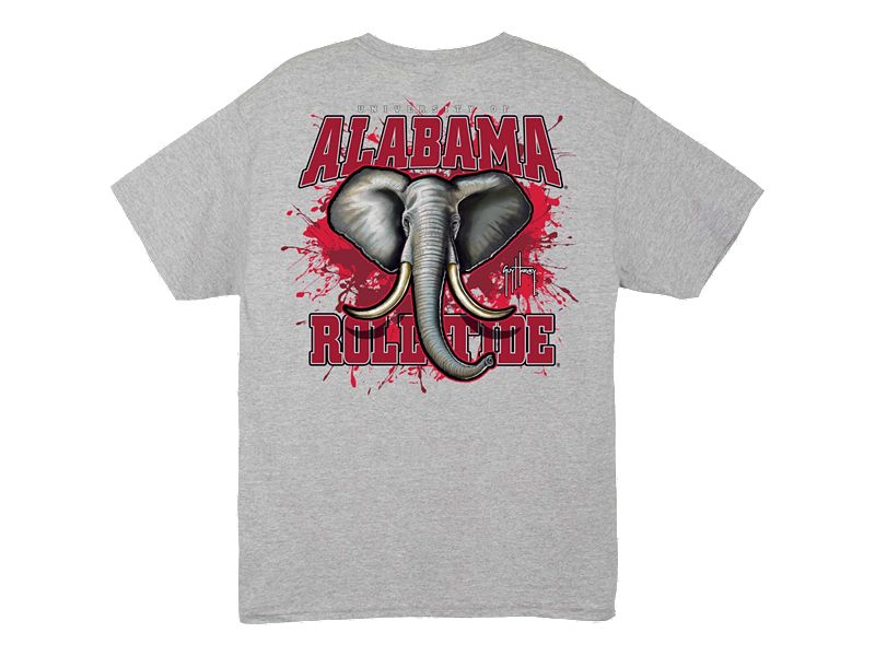 Guy Harvey University of Alabama Collegiate T-Shirt