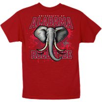 Guy Harvey University of Alabama Collegiate Youth T-Shirt