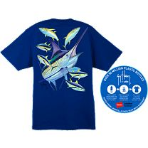 Guy Harvey Marlin Yellowfin ECO T-Shirt