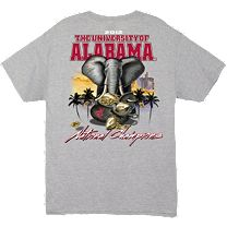 Guy Harvey University of Alabama Collegiate 2012 Championship T-Shirt