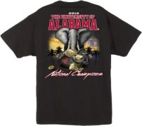 Guy Harvey Univ. of Alabama Collegiate 2012 Championship T-S