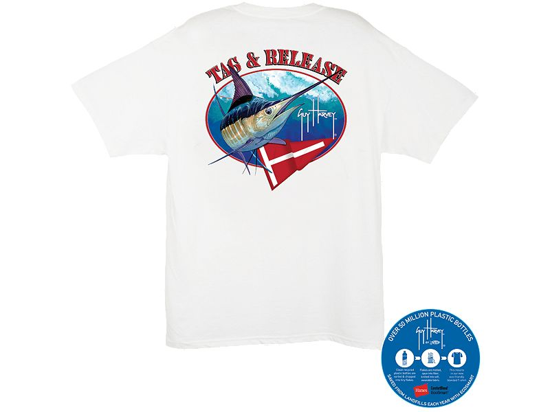 Guy Harvey Tag & Release ECO T-Shirt