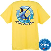 Guy Harvey Protect Educate ECO T-Shirt