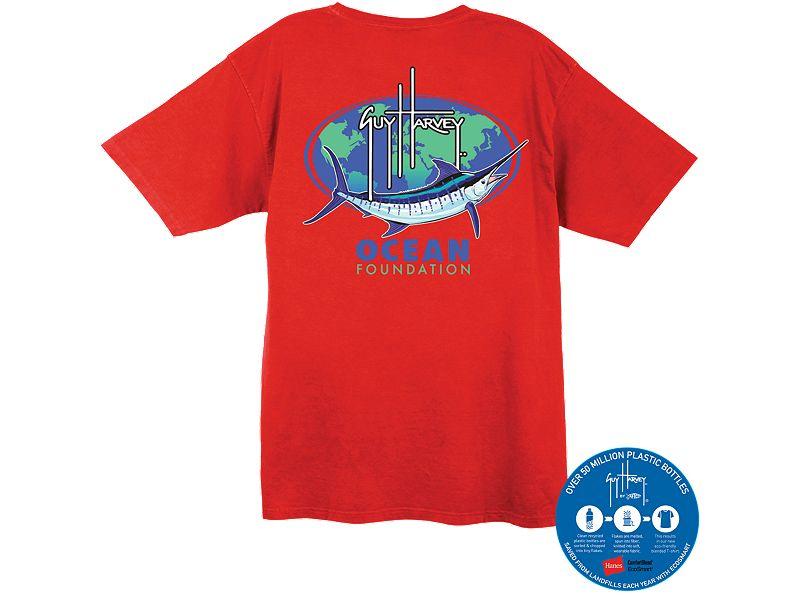 Guy Harvey Ocean Foundation ECO T-Shirt