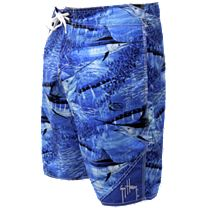 Guy Harvey Legend Camo Boardshorts