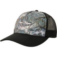 Guy Harvey Strike Camo Trucker Hat