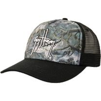 Guy Harvey Strike Camo Trucker Hat
