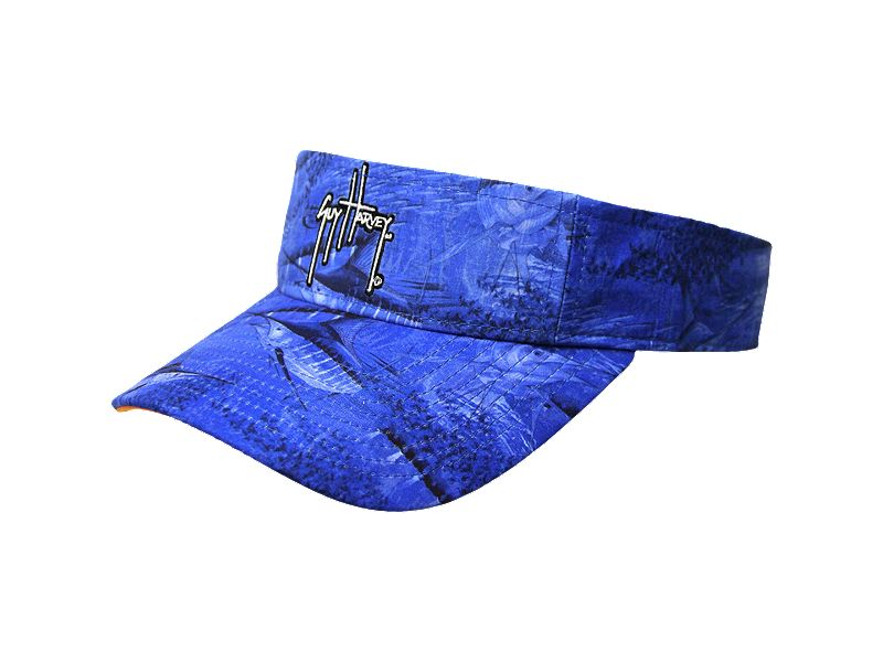 Guy Harvey Legend Camo Visor