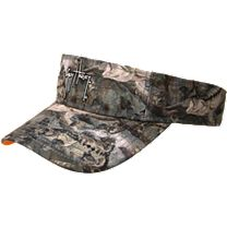 Guy Harvey Strike Camo Visor