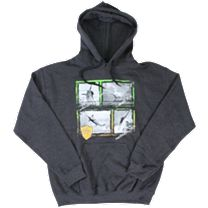 Guy Harvey Just the Facts Pullover Hoody