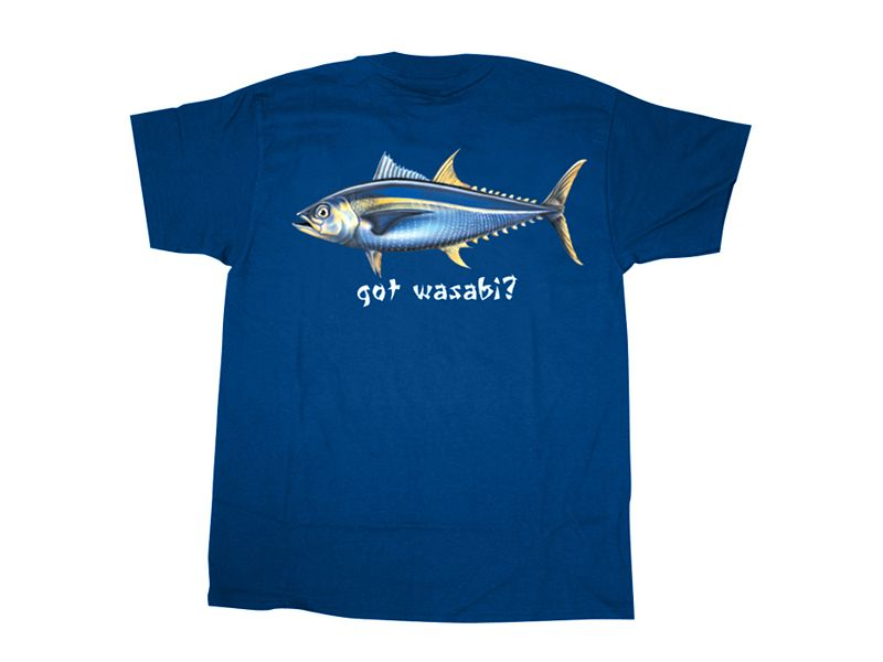 AFTCO Bluewater Got Wasabi? T-Shirt