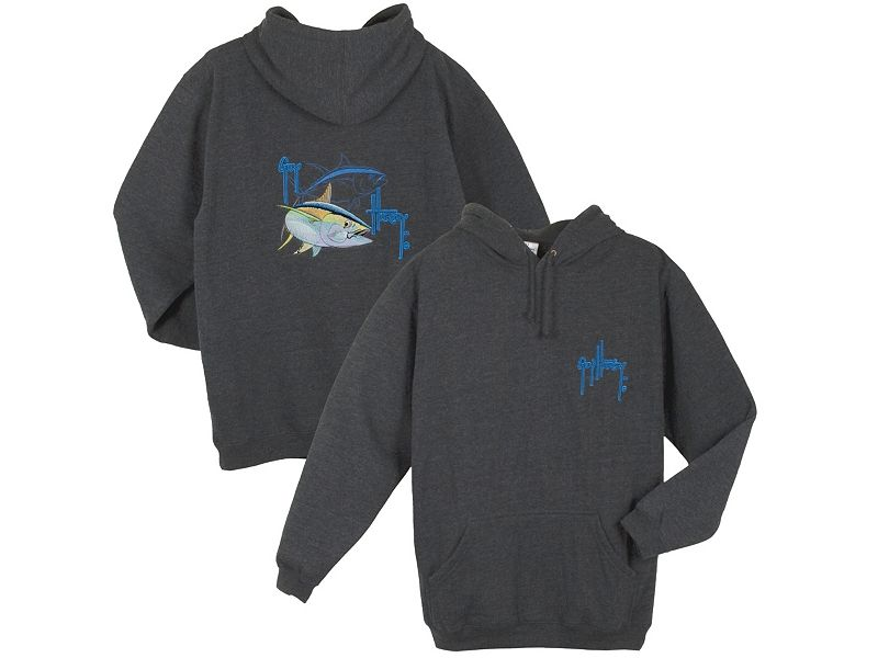 Guy Harvey Yellowfin Tuna Slip-Over Hoody