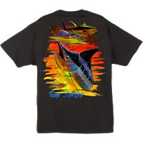 Guy Harvey Chainsaw T-Shirt