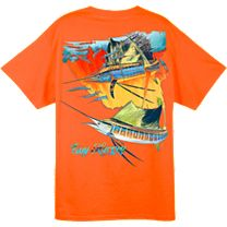 Guy Harvey Halo T-Shirt