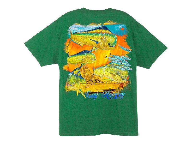 Guy Harvey Motormouth T-Shirt