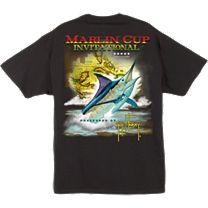 Guy Harvey Marlin Cup T-Shirt