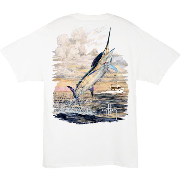 Guy Harvey Woodnut T-Shirt