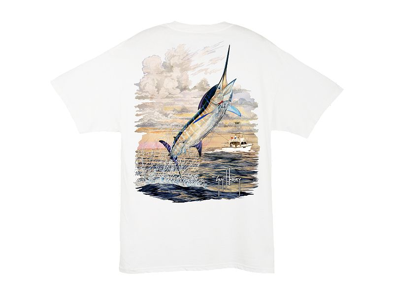 Guy Harvey Woodnut T-Shirt