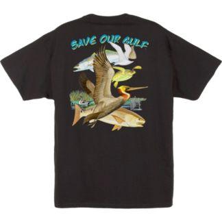 Guy Harvey Gulf Life T-Shirt