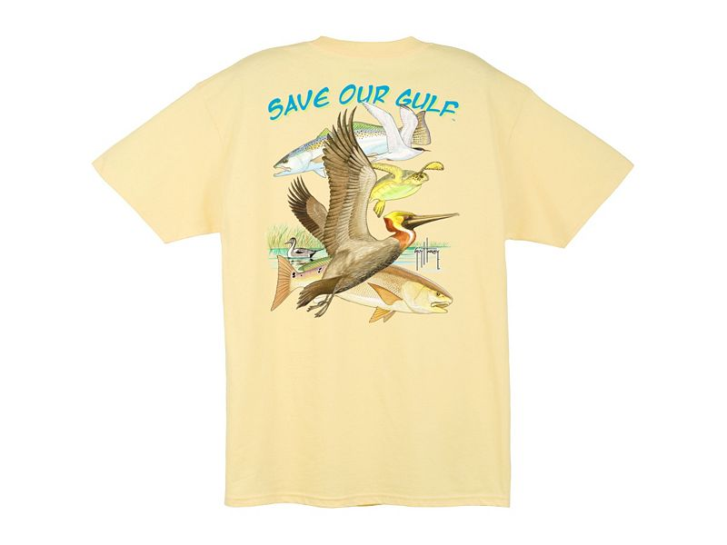 Guy Harvey Gulf Life T-Shirt
