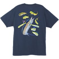 Guy Harvey Marlin Dorado T-Shirt