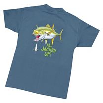 AFTCO Bluewater All Jacked Up! Youth T-Shirt