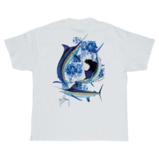 Guy Harvey Billfish Tapa T-Shirt