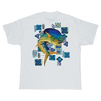 Guy Harvey Mahi Mahi T-Shirt