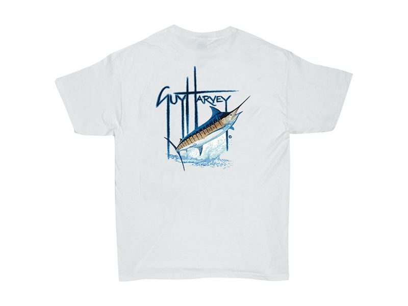 Guy Harvey Blue T-Shirt