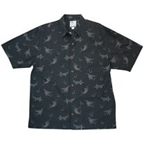 Guy Harvey Hook n' Billfish Buttondown Shirt